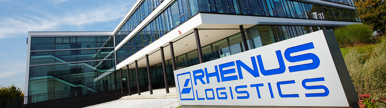 Rhenus Logistics Hong Kong - Imprint